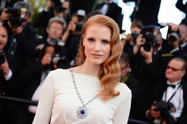 JESSICA CHASTAIN INVITADA DE HONOR EN CANNES 66