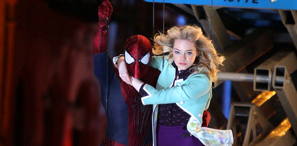 ¿Morirá Gwen Stacy en 'The Amazing Spiderman 2'?