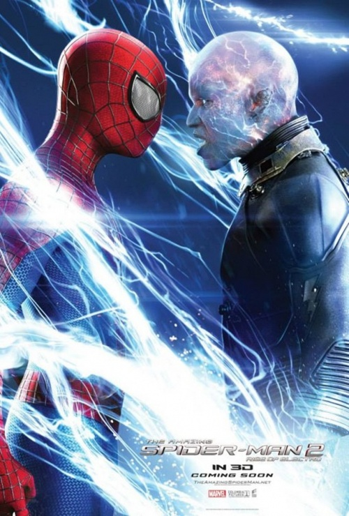 The Amazing Spider-Man 2… ¡NUEVOS POSTERS!