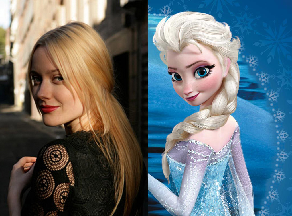 Georgina Haig será Elsa de Frozen en 'Once Upon a Time'