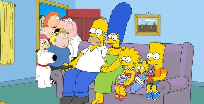 'The Simpsons Guy', crossover entre 'Los Simpsons' y 'Padre de familia'