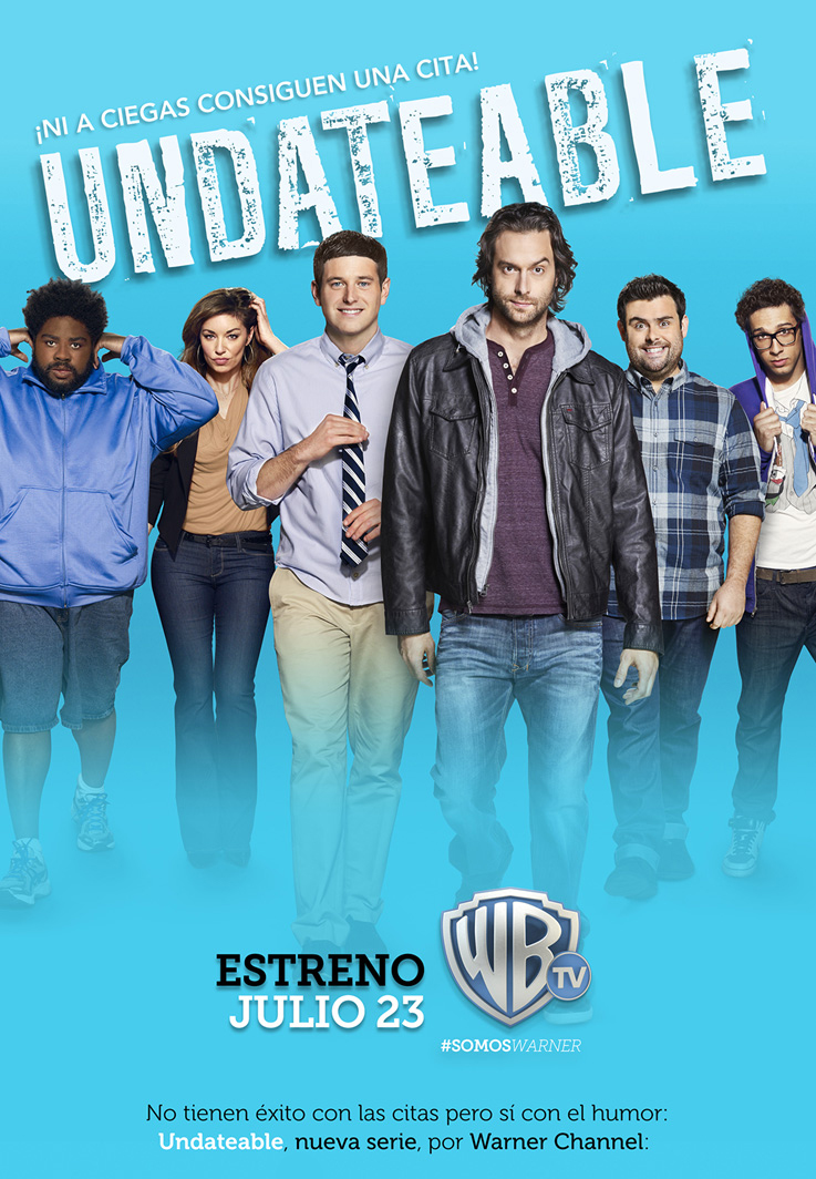 'Undateable', estreno de Warner Channel