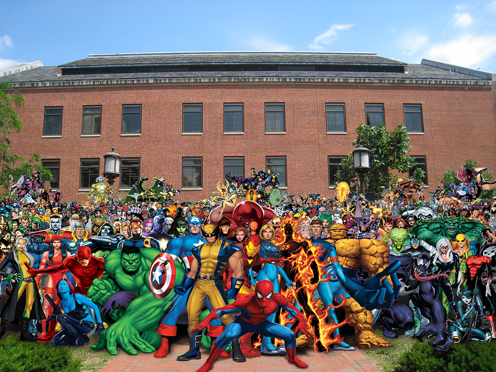 La Universidad de Baltimore impartirá un curso sobre Marvel