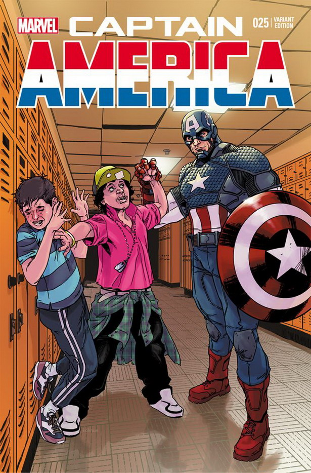 Marvel Comics contra el bullying