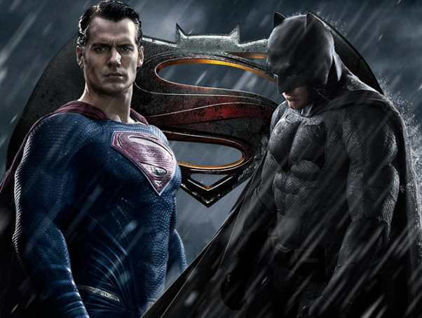 Batman vs Superman: Dawn Of Justice se estrenará en cines el 25 de marzo de 2016