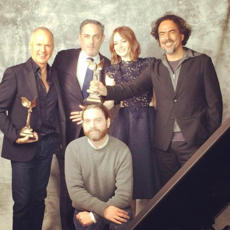 Birdman gana en los Spirit Awards.