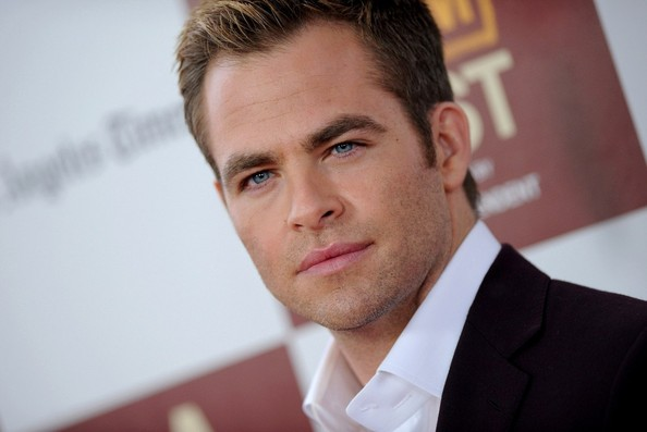 Chris Pine ya tiene papel en 'Wonder Woman'
