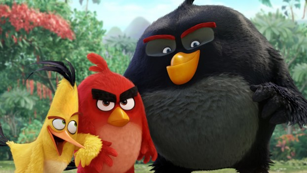 Angry Birds Movie…. Checa el trailer!