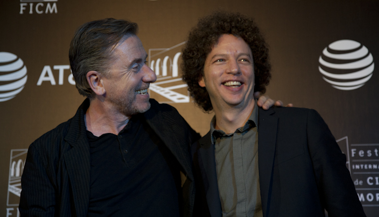 Tim Roth y Michel Franco