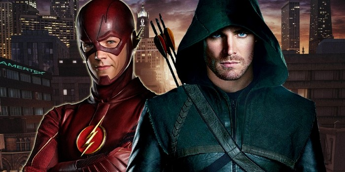 DC realizará un segundo crossover entre Flash y Arrow