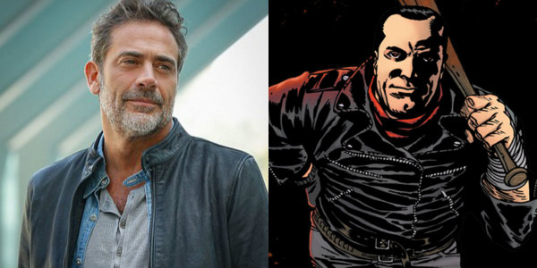 Jeffrey Dean Morgan se une al elenco de 'The Walking Dead'