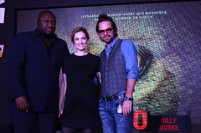 Elenco de 'Zoo' Nonzo Anozie, Billy Burke y Kristen Connolly