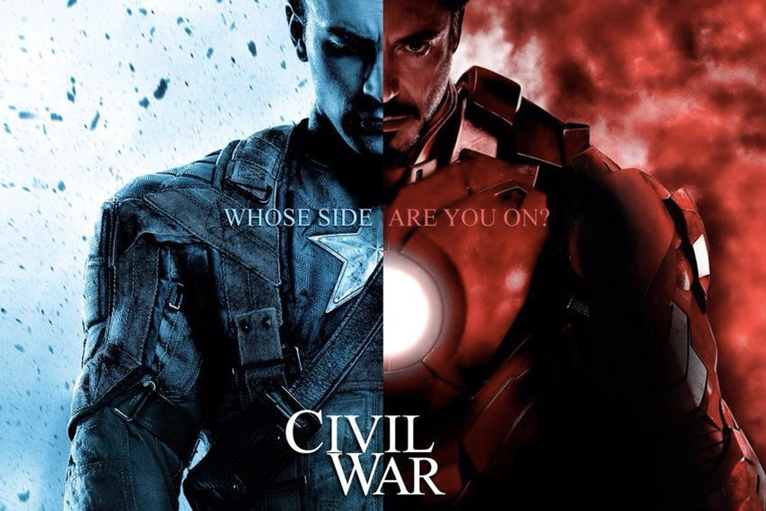 'Captain America: Civil War ', aún no se estrena y  ya está arrasando