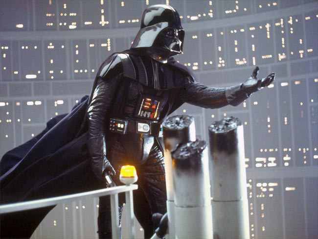 Darth Vader podría aparecer en 'Star Wars: Rogue One'