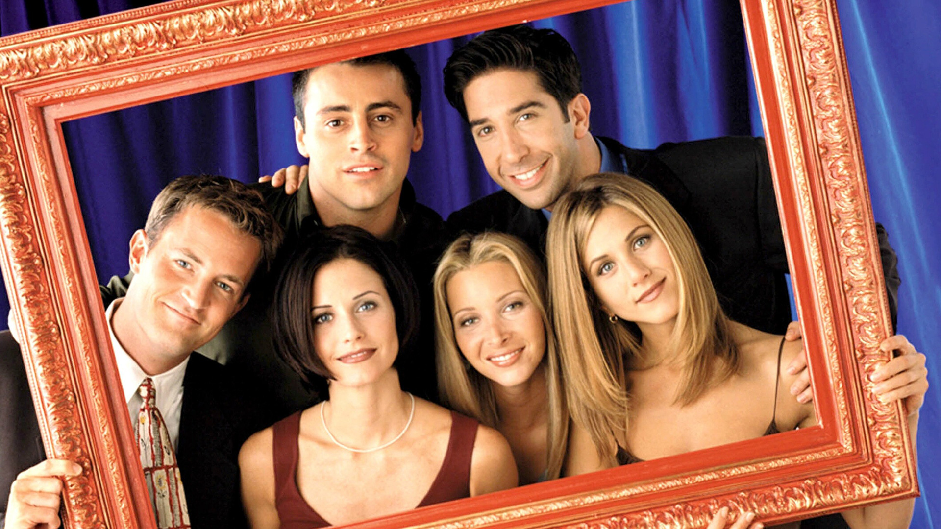 Warner Channel celebra el valor de la amistad con un maratón de 'Friends'