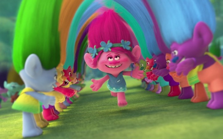 Trolls sigue en el Top Ten.