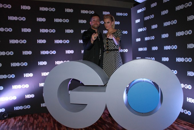 HBO GO PARTY