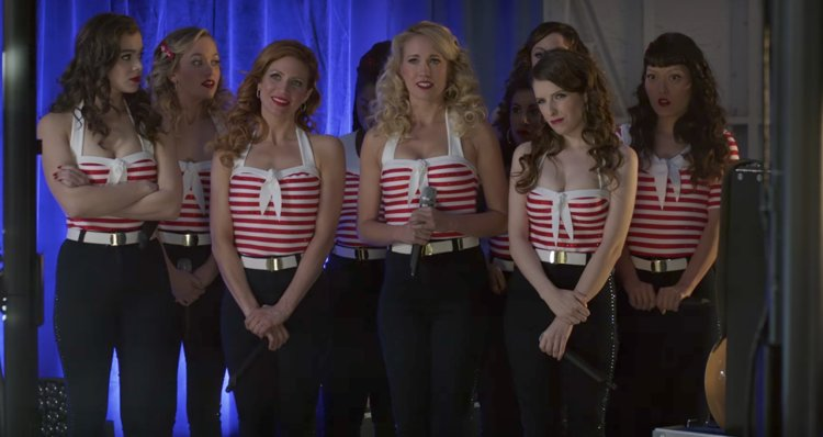 Las Bardem Bellas están de vuelta, trailer Pitch Perfect