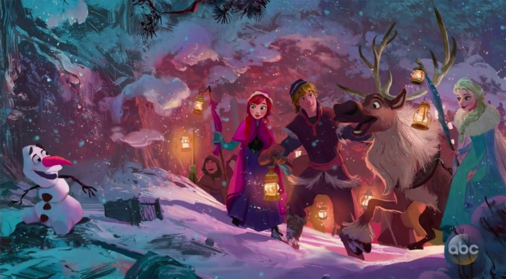 Trailer: Olaf's Frozen Adventure