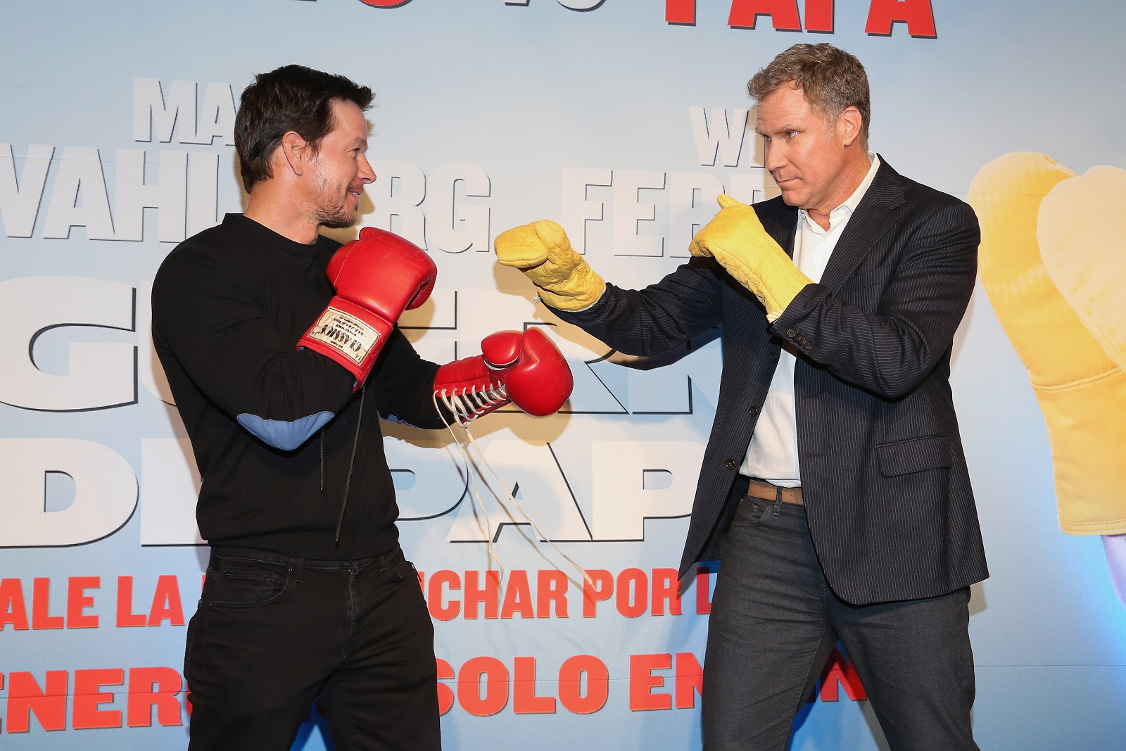 Mark Wahlberg  vs Will Ferrel de nuevo, checa el trailer