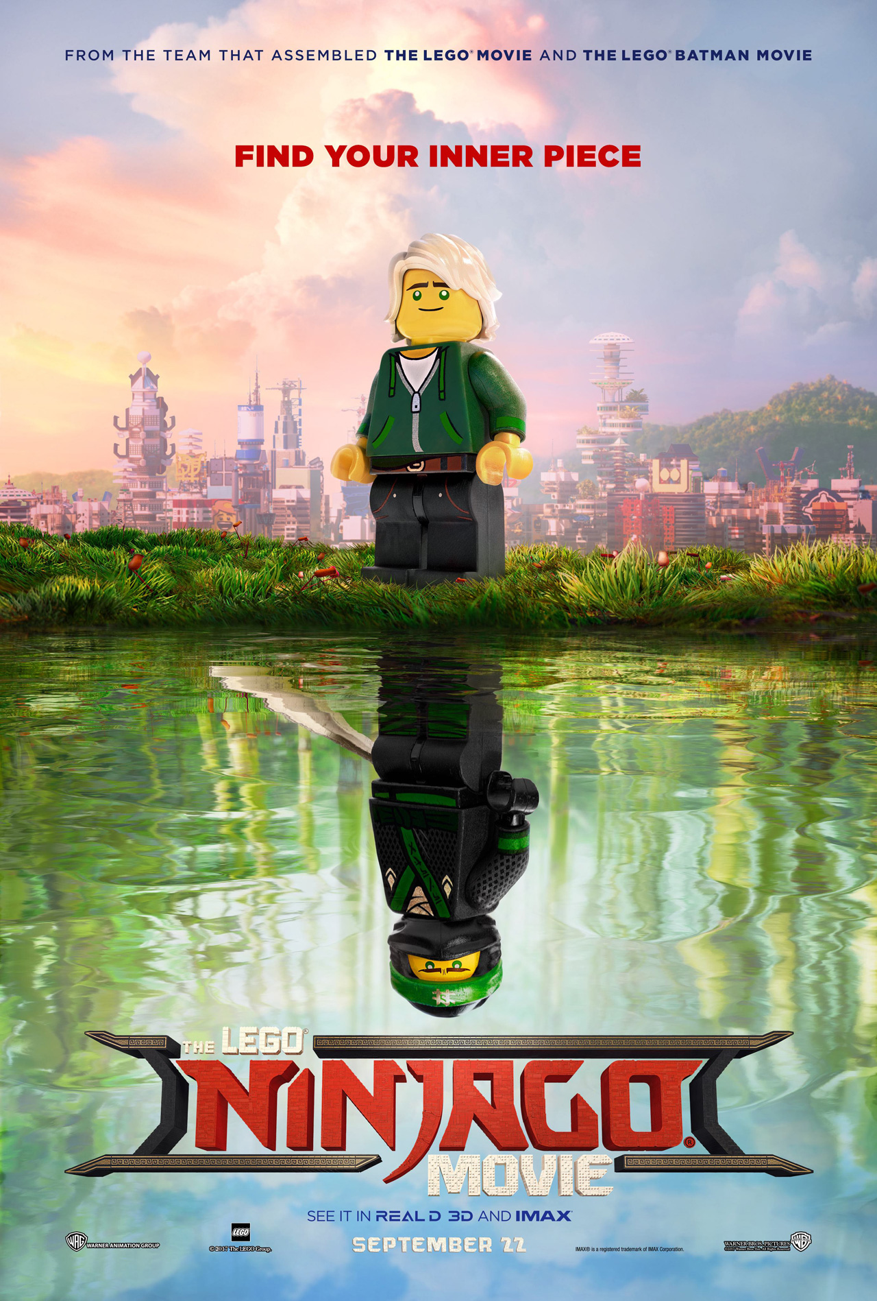 ¡Chequen el divertido trailer de Lego Ninjago Movie!