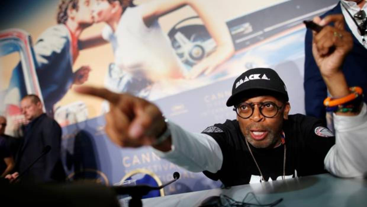 Spike Lee arremete contra Donald Trump en #Cannes71