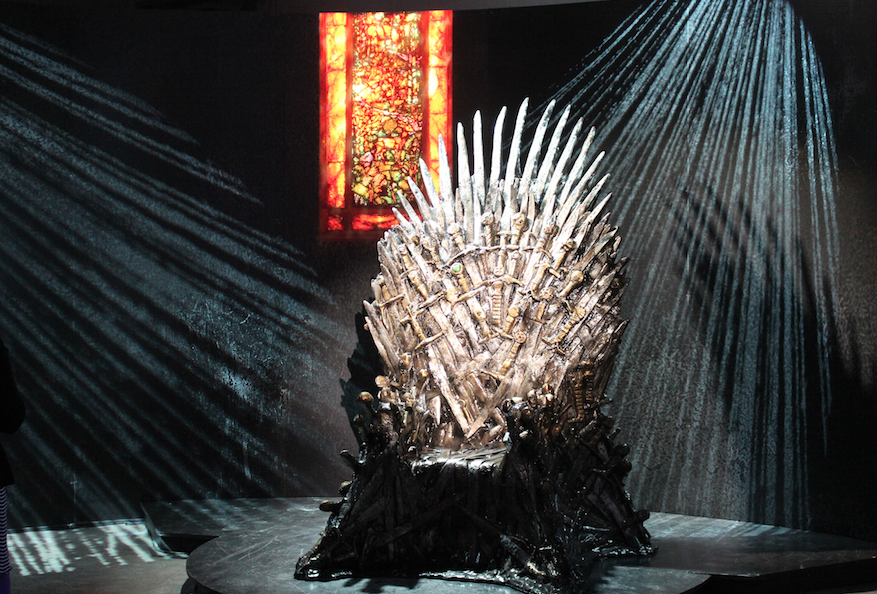 Entra al mundo de 'Game of thrones'