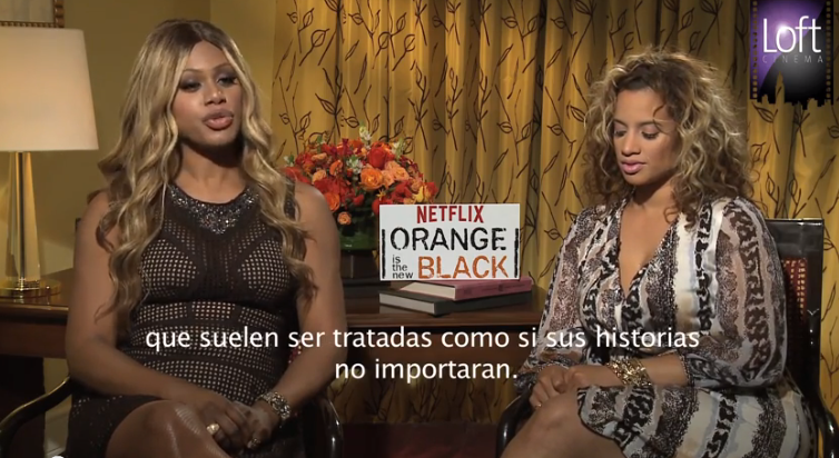 Orange Is The New Black – entrevista Dascha Polanco y Laverne Cox