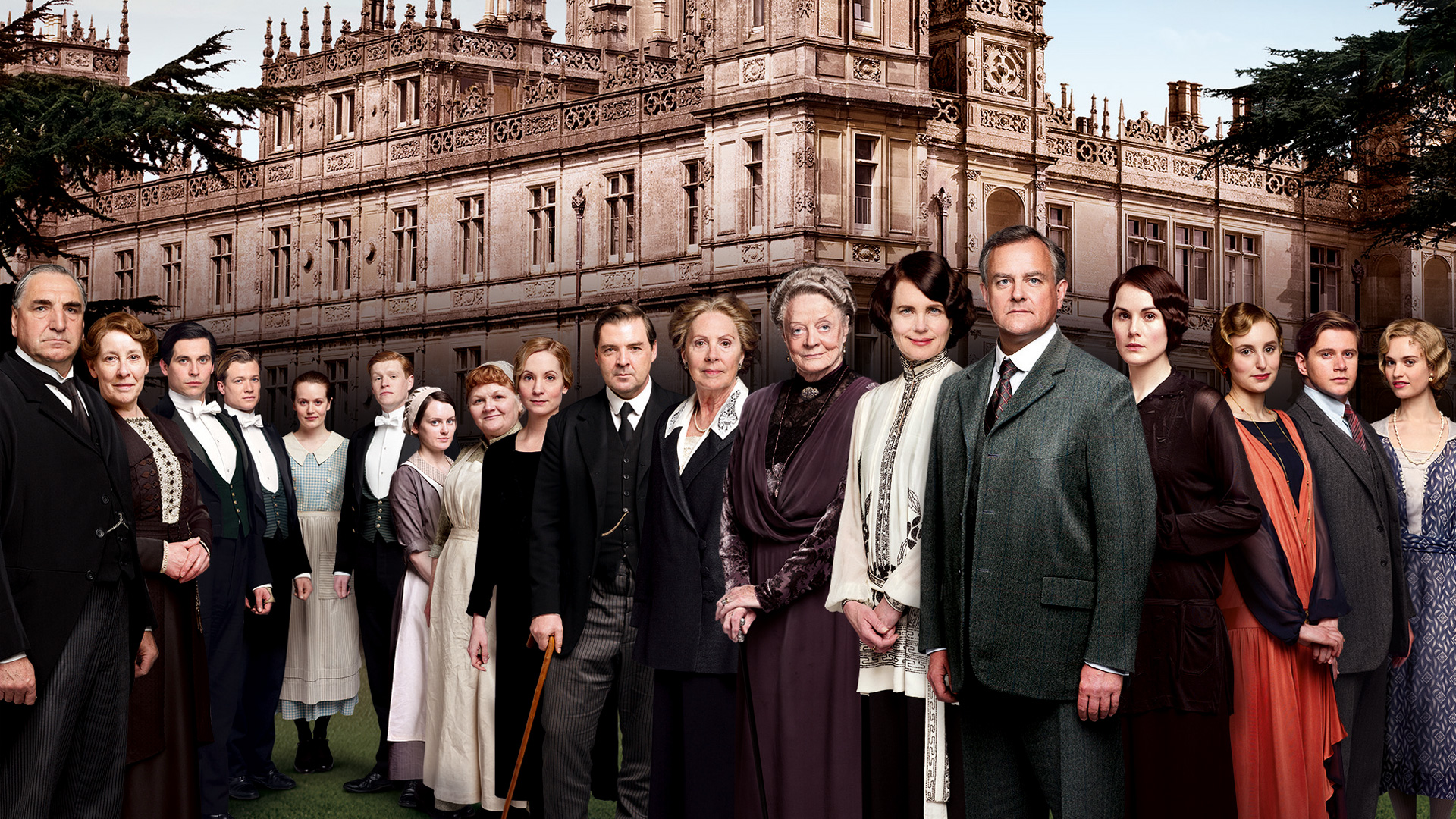 Llega a Canal Once la 4 temporada de 'Downton Abbey'