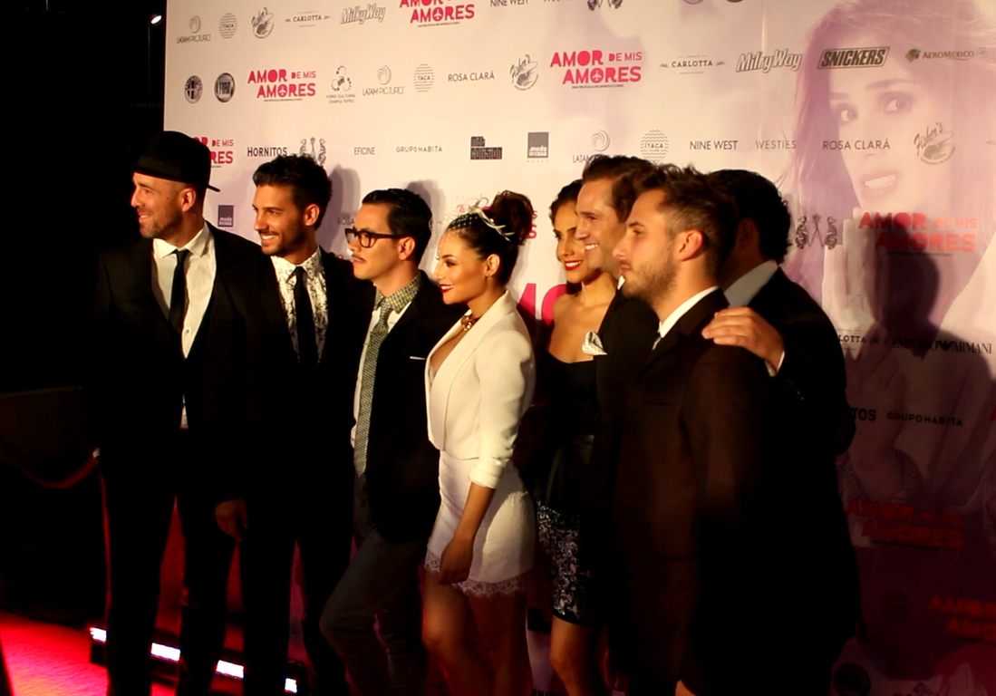 Red Carpet 'Amor de mis amores'