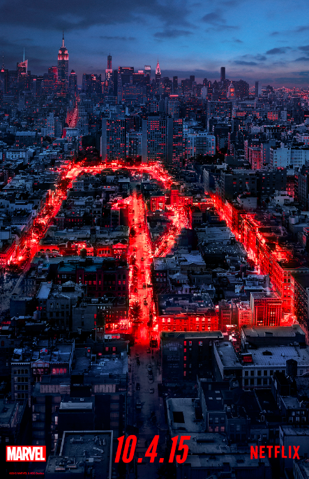 Daredevil estrena en Netflix en abril