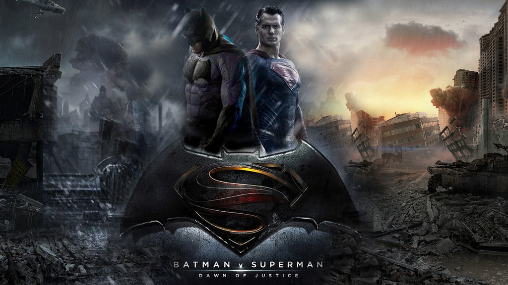 Trailer extendido de 'Batman v Superman: Down of Justice'