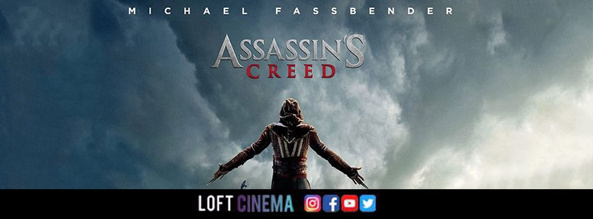 Assassin's Creed con todo! Lidera la taquilla en 2017