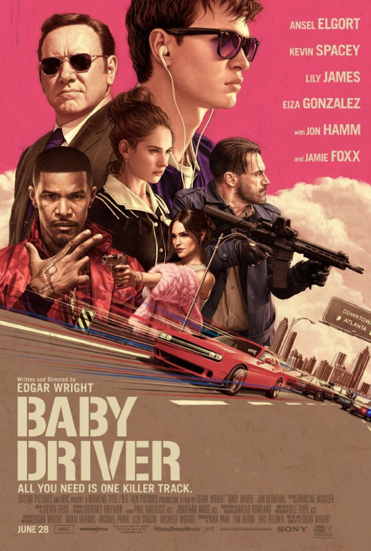 Featurette Baby Driver